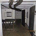 Fort Stevens interior