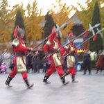 Neat period costumes