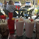 Awesome milkshakes