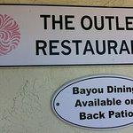 Bilde fra The Outlet at the Innlet Restaurant