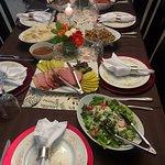 family style turkey dinner
