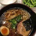 Thanks SisL :) Still my fave ramen pick here: Ol' Skool - chicken shoyu broth, chashu, ajitama,