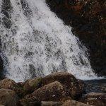 Waterfall from Easedale Tarn