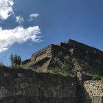 Monte Albán Foto