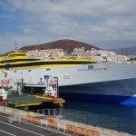 Foto di Los Cristianos harbour