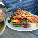Crayfish is to die for!