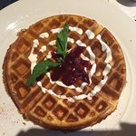 Red & White Waffles