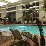 Pool at Hilton Suites Ocean City Oceanfront  3200 North Baltimore Ave., Ocean City