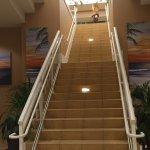 Lobby Hilton Suites Ocean City Oceanfront  3200 North Baltimore Ave., Ocean City