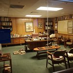 Sam Walton's office