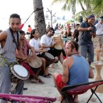 One love tribe boracay. Jamming every mon wed fri and sat