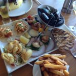 Seafood platter (Main)