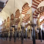 My favorite picture in the Mezquita Cathedral de Cordoba!