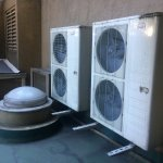 Loud A/C Units right outside window
