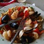 Tony's Seafood Pasta
