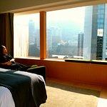 Bedroom mountain view, room 4802