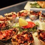 Fresh Tasmanian oysters prepared just the way you like