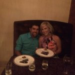 Anniversary dinner at Bordeaux