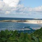 Cove Beach snorkeling area
