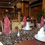 Bamboo Restaurant in Emerald Beach Resort & SPA