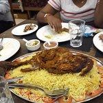 Mutton Mandi Rice