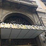 Foto de Hotel Cuatro Naciones