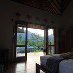 room number 4 with swimming pool view
