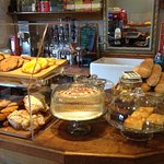 Pastries, cookies and panini....fresh every day