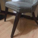 Rickety chair
