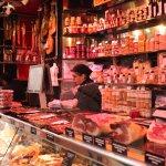 excelentes puestos de venta de carne y conservas