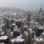 Skydeck Chicago view