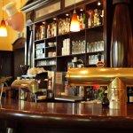 Schweinske in Ahrensburg - the bar