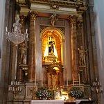 Virgen de la Peregrina.