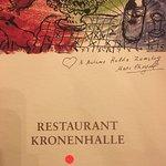 Kronenhalle Foto