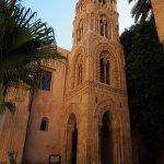 belltower of the church