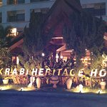 Photo de Krabi Heritage Hotel