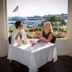 Sophisticated Dining with Stunning Island & Harbor Views