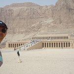 Photo of Temple of Hatshepsut at Deir el Bahari