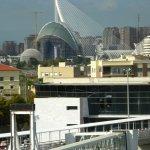 Valencia dalla nave
