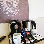 Kaffee/ Teearrangement auf dem Zimmer