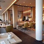 neu gestaltetes Restaurant