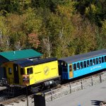 The Mount Washington Cog Railway resmi