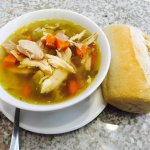 Good Ol' Fashioned Chicken Soup