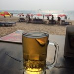 Foto de The Baga Marina Beach Resort & Hotel