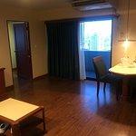 Foto de Baiyoke Suite Hotel