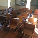 In the school house
