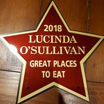 Second Lucinda O'Sullivan coveted Gold Star