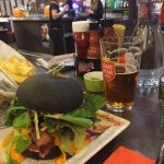 burger special Halloween