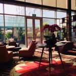 Sheraton Club Sitting Area