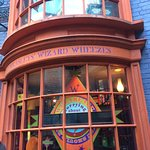in Harry Potter World